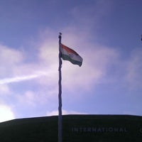 Photo taken at TTU - International Cultural Center by Abhilash M. on 8/15/2013