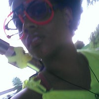Photo taken at The Electric Run by Talia D. on 5/11/2013