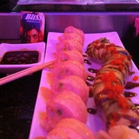 Photo taken at Iron Chef Japanese Cuisine by Reginald A. on 11/1/2012