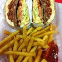 Photo taken at Burger Mania by Reginald A. on 1/6/2013
