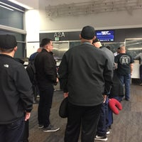 Photo taken at Gate A2 by Leah W. on 11/19/2016