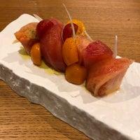Das Foto wurde bei Restaurant Estimar von Meri's Food am 5/11/2018 aufgenommen
