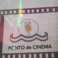 Photo taken at Ponto de Cinema Bar by Vadson S. on 12/10/2012