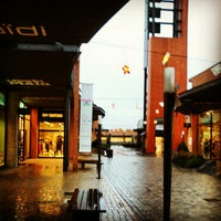 Photo taken at Vicolungo The Style Outlets by Stefano B. on 11/28/2012