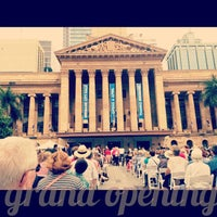Photo taken at Brisbane City Hall by KING M. on 4/6/2013