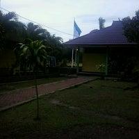Photo taken at SMAN 5 Bengkulu by Reisha N. on 2/22/2013