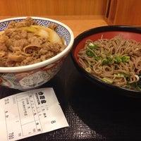 Photo taken at そば処 吉野家 宇治槙島店 by Seigi N. on 8/18/2014