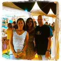Photo taken at Feria de Verano Melk-Art by Alfredo Q. on 7/7/2013