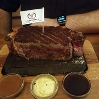 Photo taken at Masterson's Steak House by Brian F. on 7/7/2014
