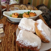 Photo taken at Bayou Bakery, Coffee Bar & Eatery by Tiffany A. on 6/9/2013