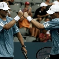 Photo taken at WTT Tennis Tournament by John H. on 7/17/2013