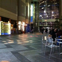 Photo taken at Sony Public Plaza by Annie P. on 3/7/2013