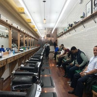 Photo taken at Made Man Barbershop by Annie P. on 6/6/2017