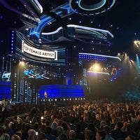 Photo taken at Billboard Music Awards by Annie P. on 5/18/2015