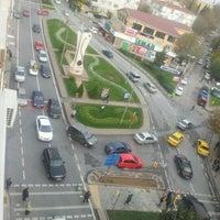Photo taken at UEFA Meydanı by Abdulkadir M. on 12/2/2012