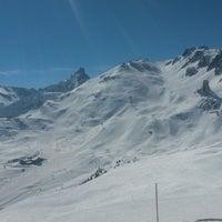 Photo taken at Piste du Chenus (2243m) by jerome d. on 3/19/2014