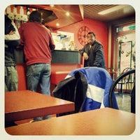 Photo taken at Le Café Des Glaces by jerome d. on 9/28/2012