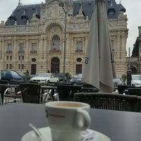 Photo taken at Bistrot de l'hôtel de ville by jerome d. on 10/7/2016