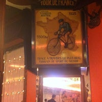 Photo taken at Biclowne Café by jerome d. on 12/19/2013