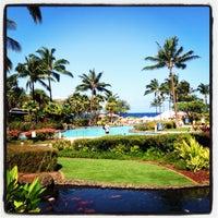 Photo taken at The Westin Ka'anapali Ocean Resort Villas by April P. on 5/3/2013