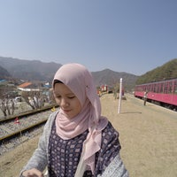 Photo taken at Buncheon Stn. by Syila K. on 4/8/2016