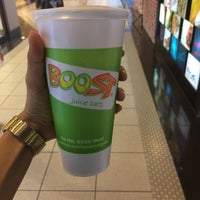 Photo taken at Boost Juice Bars by Syila K. on 3/10/2017