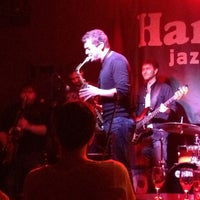 Photo taken at Harlem Jazz Club by California Girl (CG) on 3/7/2013