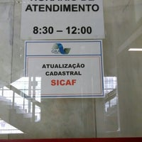 Photo taken at SICAF by Flavio Andre S. on 10/2/2014