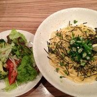 Photo taken at Hirata Pasta by Shizuzzz on 1/6/2013
