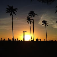 Photo taken at Magic Island by Kenny B. on 10/23/2012