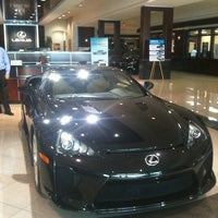 Photo taken at Lexus of Palm Beach by Hunter L. on 3/9/2013