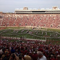 Photo taken at Doak Campbell Stadium by Lori V. on 11/24/2012