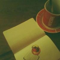 Photo taken at Arka Sokak Cafe by Burcu b. on 9/29/2012
