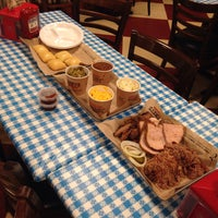 Photo taken at Dickey's Barbecue by Brian W. on 1/11/2015