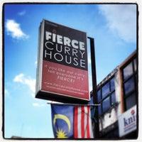 Photo prise au Fierce Curry House par Siang Wei S. le12/12/2012