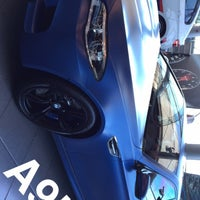 Photo taken at BMW SERVICE by Usf 7. on 3/7/2015
