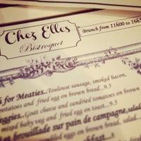 Photo taken at Chez Elles by Kaïs A. on 6/9/2013