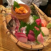 Photo taken at 大漁一家 本八幡店 by Takahiro I. on 5/16/2014