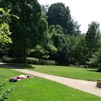 Foto tirada no(a) Parc Tenboschpark por Julien F. em 7/16/2015