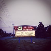 Photo taken at US 23 Drive-In Theater by Frank M. on 6/25/2015