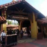 Photo taken at Adventureland by Darren M. on 1/10/2013
