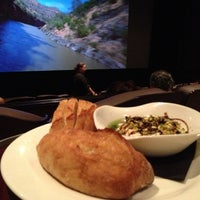 Photo taken at CinéBistro at Hyde Park Village by Marcia F. on 12/22/2012