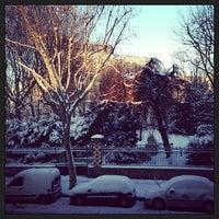 Photo taken at Parc Roger Salengro by Julien-David N. on 3/13/2013