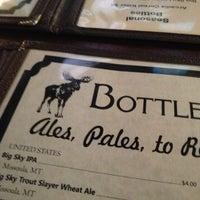 Photo taken at Patton Alley Pub by Matt T. on 3/6/2013