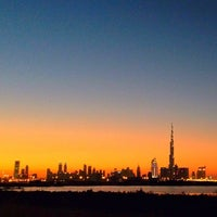 Photo taken at Ras Al Khor Wildlife Sanctuary محمية راس الخور by Jaber M. on 11/7/2013
