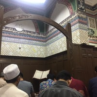 Photo taken at Masjid Cut Meutia by said hafidh on 6/16/2017