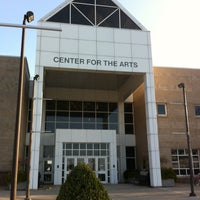 Photo taken at Center for The Arts (CFA) by Ross B. on 4/27/2013