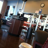 Photo taken at Firestone Complete Auto Care by Jane O. on 11/7/2013