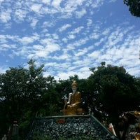 Photo taken at ศาลาฤาษี เขาสามมุข by Jiragarn N. on 8/15/2013