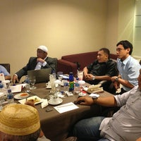 Photo taken at VVIP Room Grage Hotel by Kang S. on 8/15/2013
